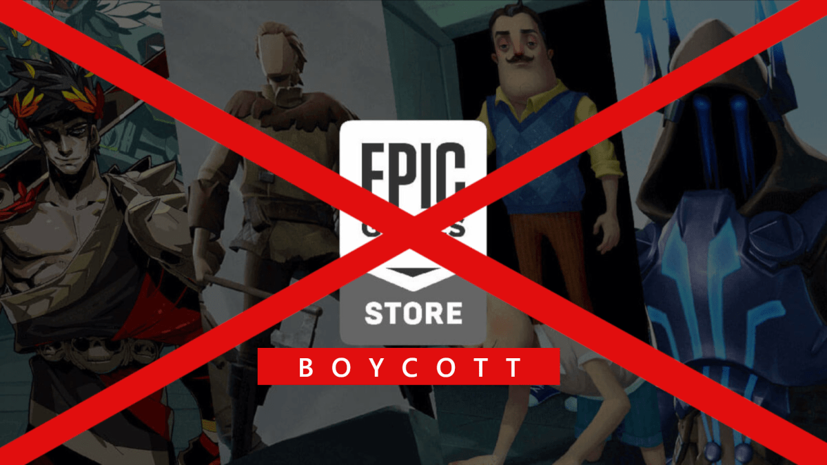 Tens of thousands of Reddit users support boycotting the Epic Games Store